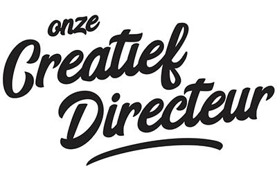 Onze Creatief Directeur